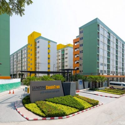 12. Lumpini Condotown Chonburi - Sukhumvit