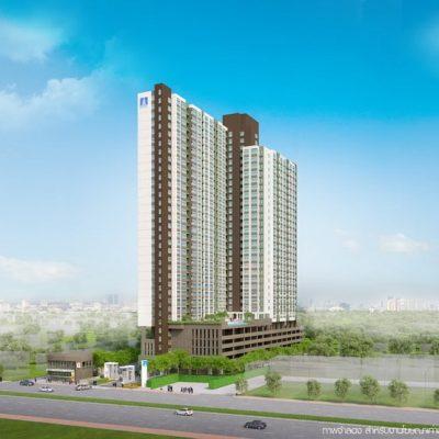 9. Lumpini Place Suksawat - Rama 2